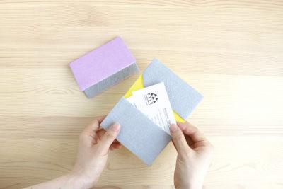 和紙のカードケース