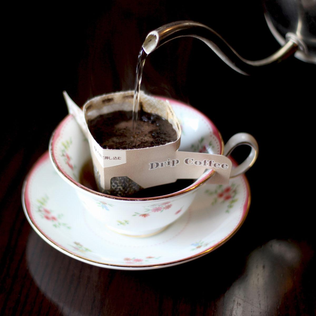 カフェインレス|ゆめみ珈琲